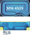 Spa 4525