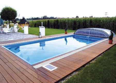 строительство бассейнов в геленджике