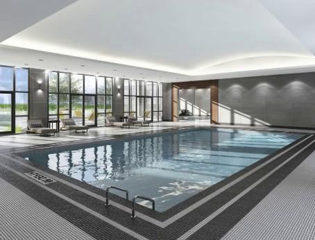 серый бассейн