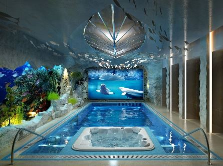 строительство бассейнов геленджик