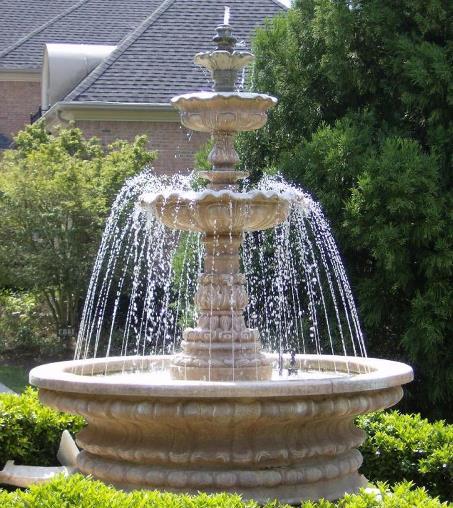 фонтаны геленджик
