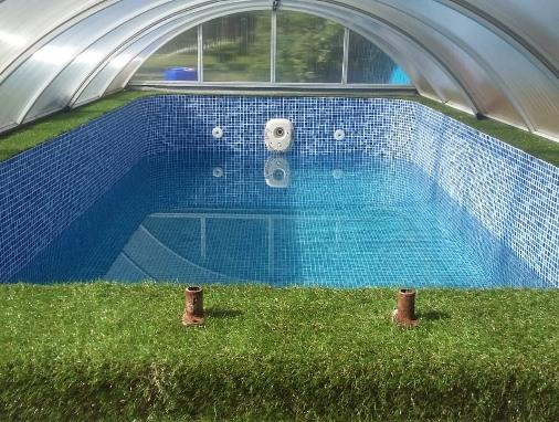 ремонт бассейнов в геленджике